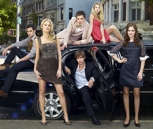 Gossip Girl-Main Cast