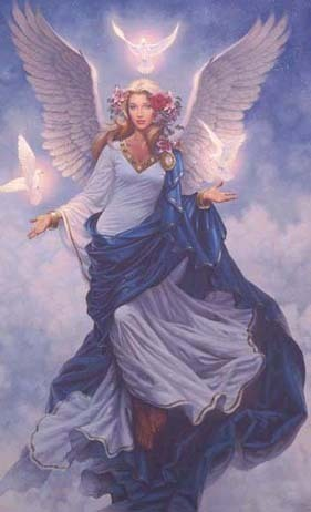 The gods closed around her  Aphrodite The Greek Goddess