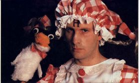 Rimmer and Mr. Flibble
