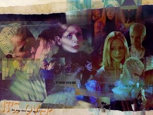 Every night gets harder and harder... Buffy & Spike Season 6