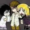 """3 """"friends"""" L_Lawliet photo"""