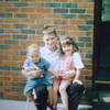 Me and My two brothers at the age of 3 i-love-tv photo