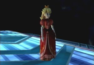 Alternate Princess Peach Forms