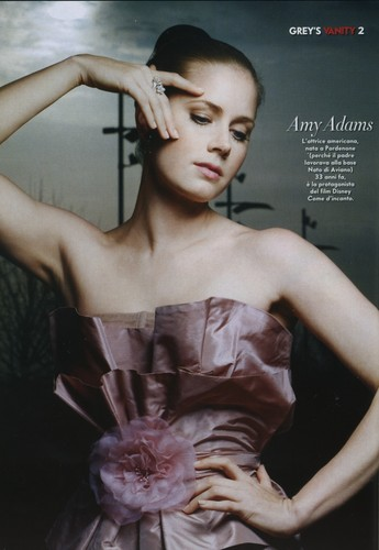 Amy- Vanity Fair Italy Nov 07