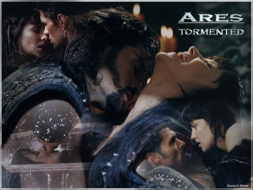 Ares Tormented