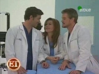 Between McDreamy and McSteamy
