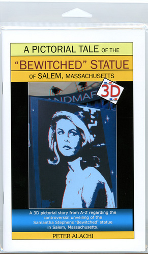 Bewitched 3D Pictorial