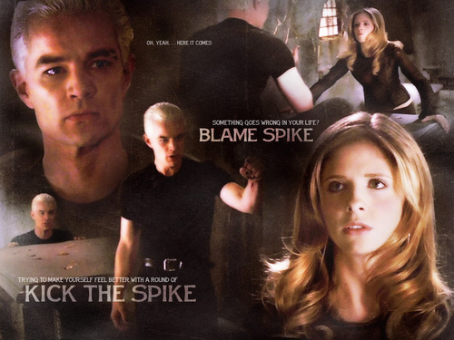 Blood Ties - Buffy and Spike
