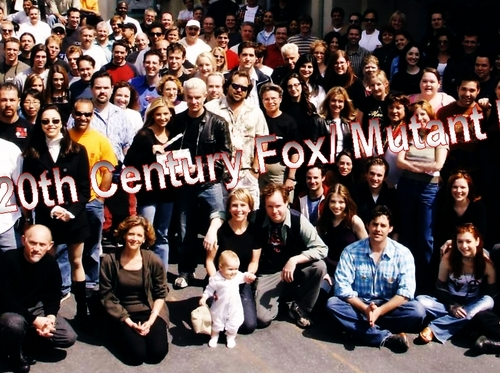 Buffy Cast and Crew