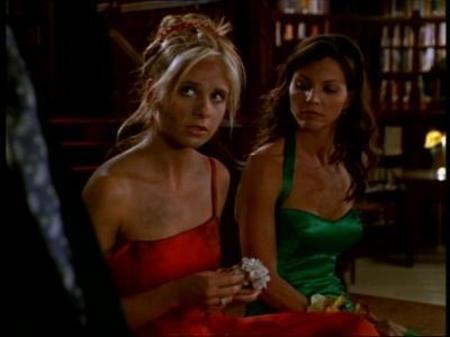 Buffy & Cordelia (season 3)