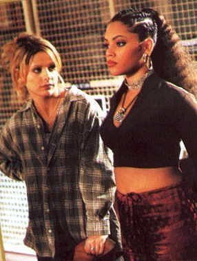 Buffy & Kendra (season 2)