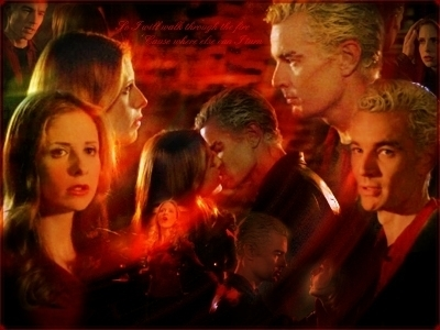 Buffy & Spike OMWF