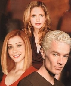 Buffy,Willow & Spike
