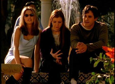 Buffy,Xander & Willow (season 1)