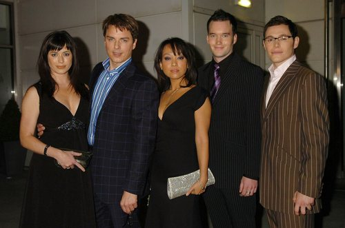 Cast of Torchwood