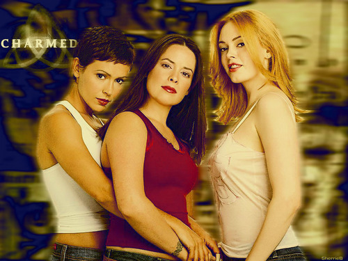 charmed - Sisters wallpaper