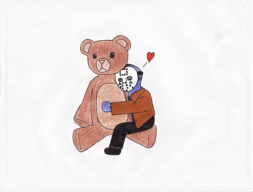 Чиби Jason's Teddy