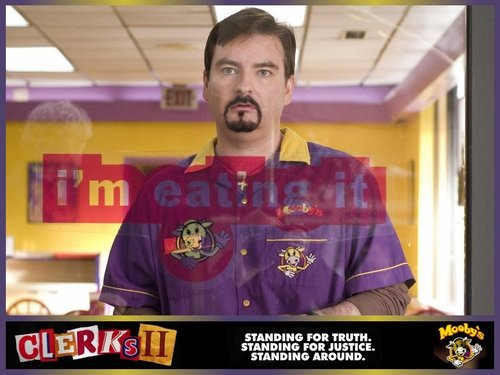 Clerks 2 Wallpaper: Dante