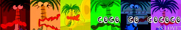 Coco Co Cococo(is love) Banner