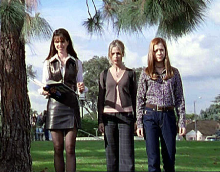 Cordy,Buffy & Willow