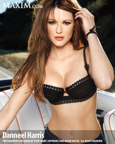 Danneel Harris in Maxim