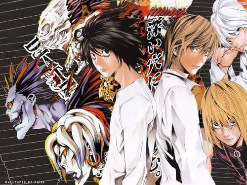Death Note 壁紙