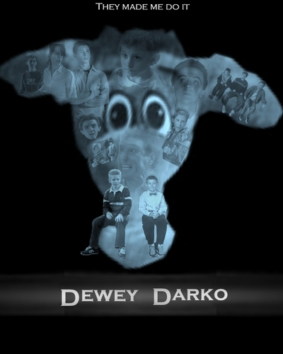 Dewey fan art