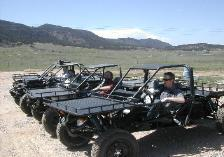 Electric Dune Buggies