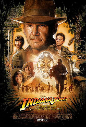 Final Indy 4 Poster