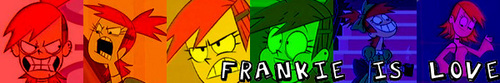 Frankie is Love Banner