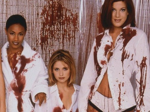 Girls of Scream 2