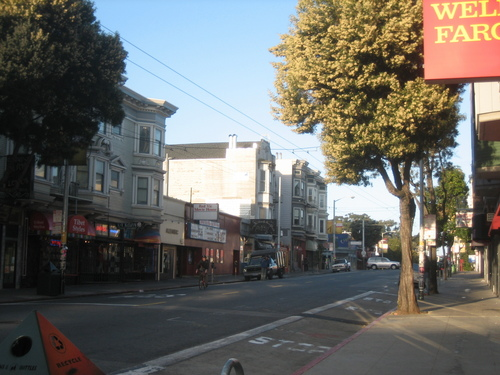 Haight Ashbury District