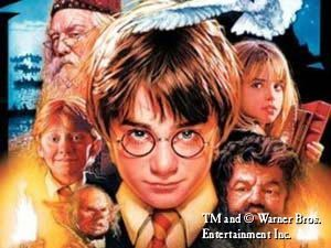 Harry Potter Movie Cover