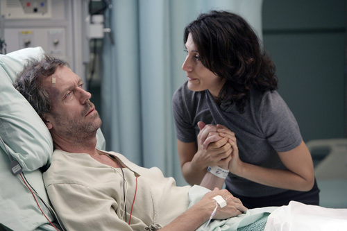 House and Cuddy - Season Finale