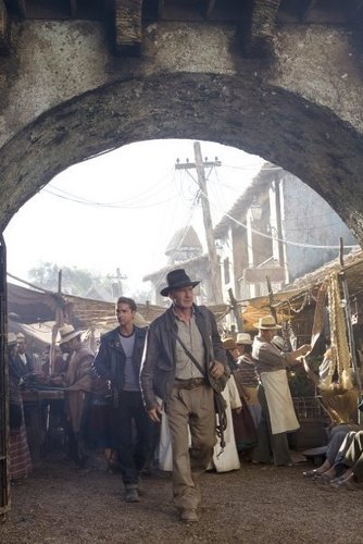 Indiana Jones 4 Stills