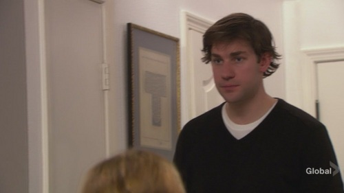 Jim in Dinner Party
