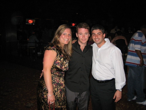Kevin Connolly with Фаны May07