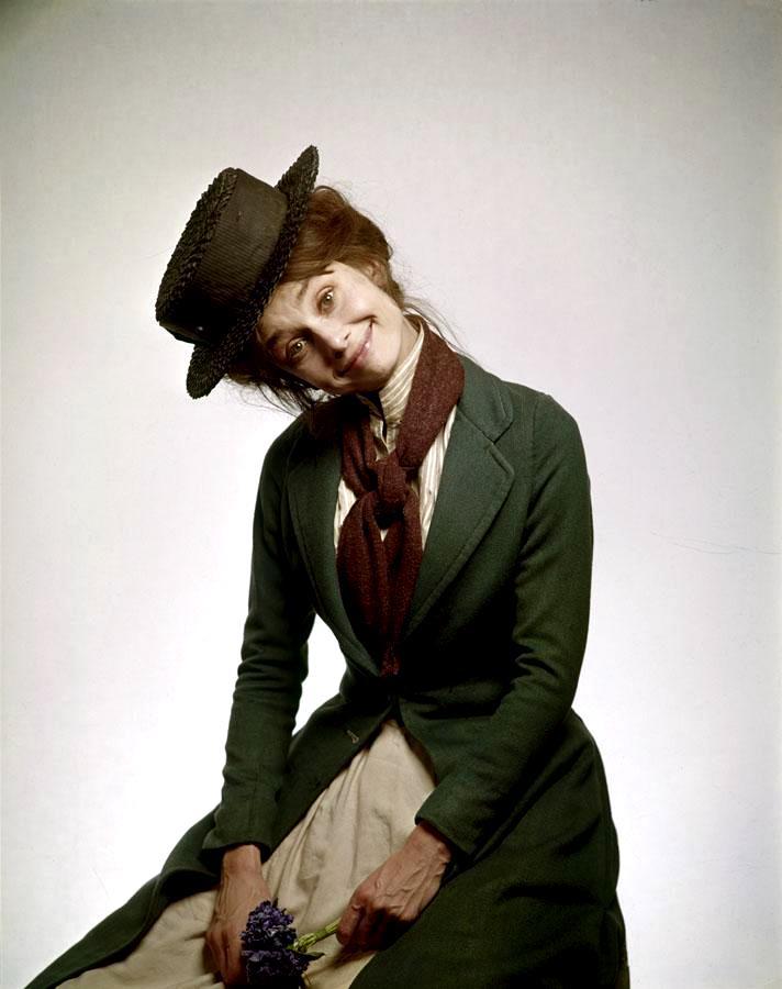 My Fair Lady Audrey Hepburn Photo 824866 Fanpop