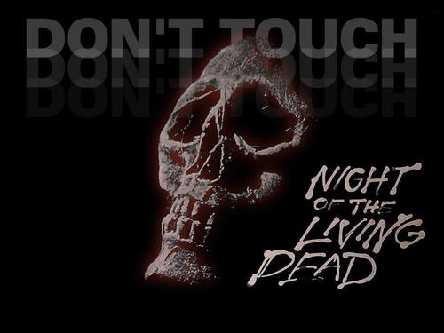 Night of the Living Dead Обои