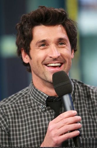 "Patrick Dempsey on ""MTV's Total Request Live"""