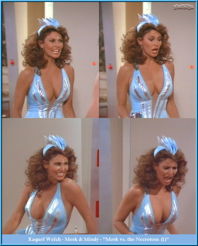 Raquel on Mork and Mindy
