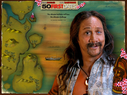 Rob Schneider/ 50 First Dates
