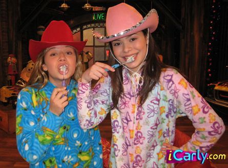 Sam and Carly