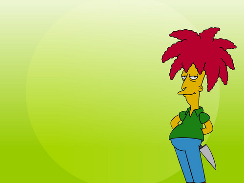 Sideshow Bob wallpaper