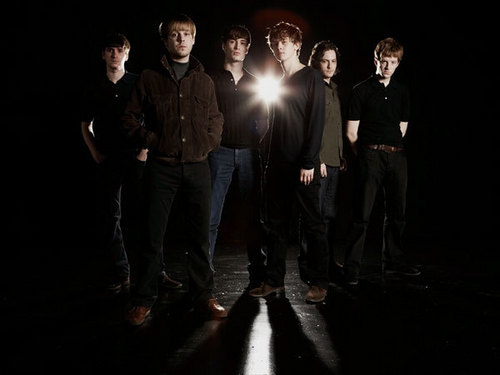 The Coral press shots 2007