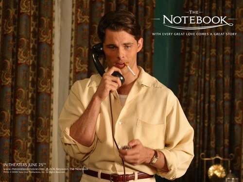 The Notebook - James Marsden