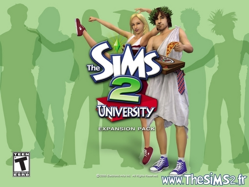 The Sims 2 대학