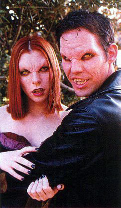 Vampires-Willow & Xander