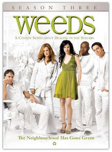 Weeds Season 3 Box Art