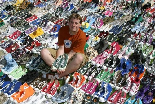 World Record for Converse